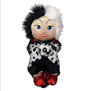 Disney Babies Cruella De Vil Plush